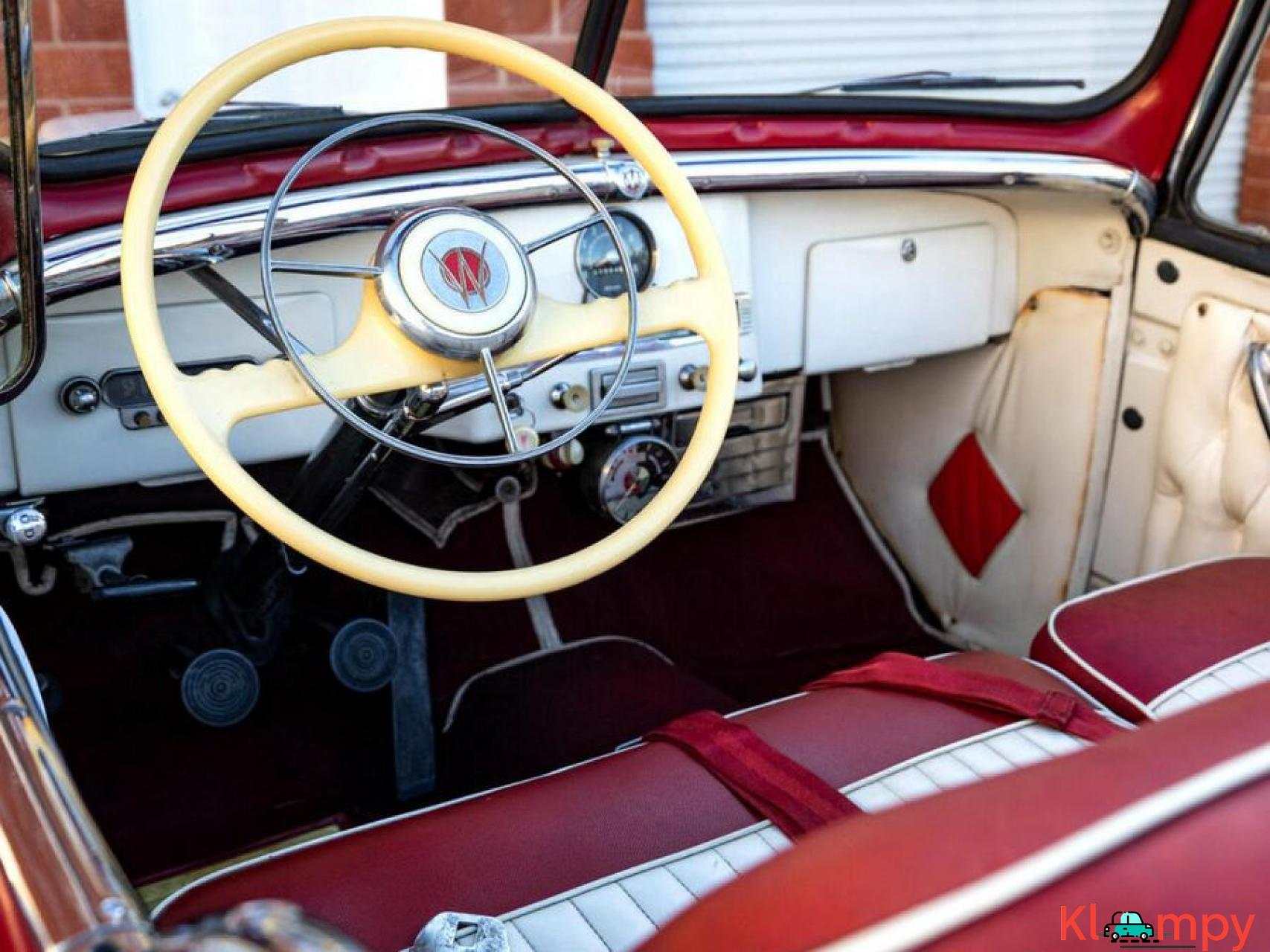 1951 Willys Jeepster Convertible 134.2 cu in 2.2 L - 10/17
