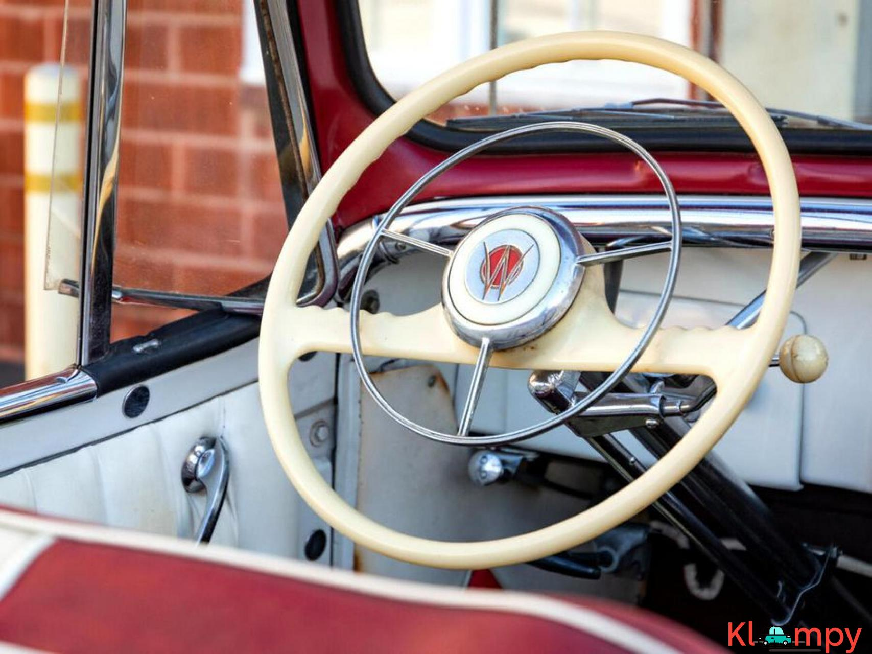 1951 Willys Jeepster Convertible 134.2 cu in 2.2 L - 12/17