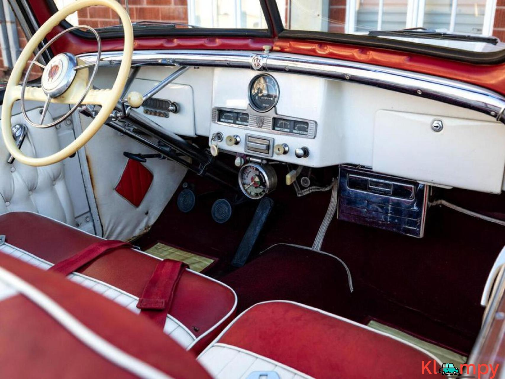 1951 Willys Jeepster Convertible 134.2 cu in 2.2 L - 13/17