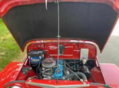 1948 Willys Jeepster Convertible GM 2.5 liter 4 cyl - Image 9/16