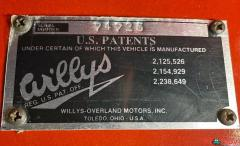1948 Willys Jeepster Convertible GM 2.5 liter 4 cyl - Image 14/16