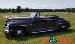 1942 Plymouth Special Deluxe Convertible P14C