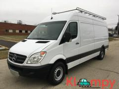 2011 Mercedes-Benz 3.0L V6 24V FI Sprinter 6 Cylinders