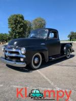 1954 Chevrolet 3100 is a half-ton pickup