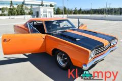 1969 Plymouth Road Runner 383 4-Speed