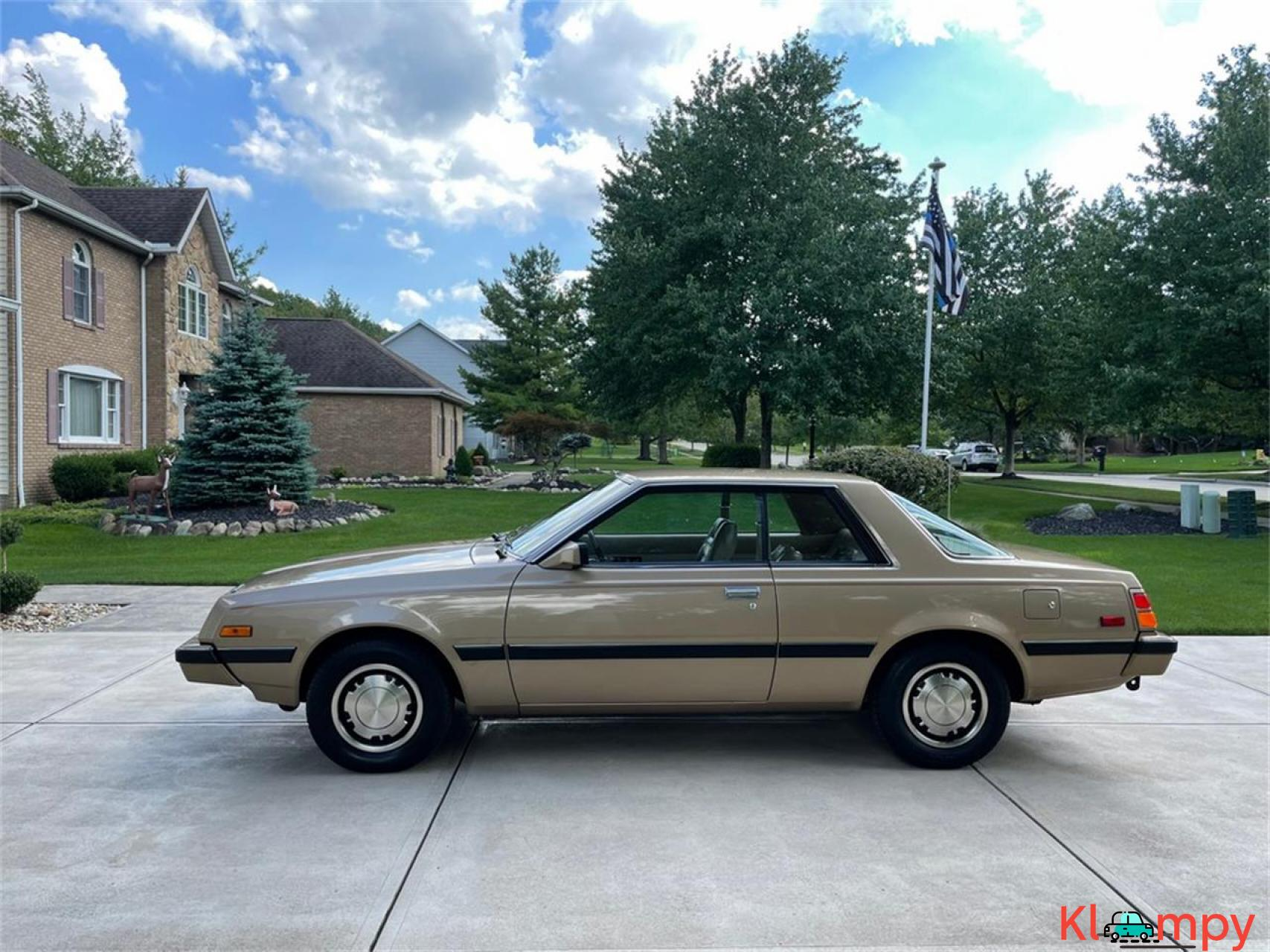 1983 Plymouth Sapporo 2.6L Engine - 3/18