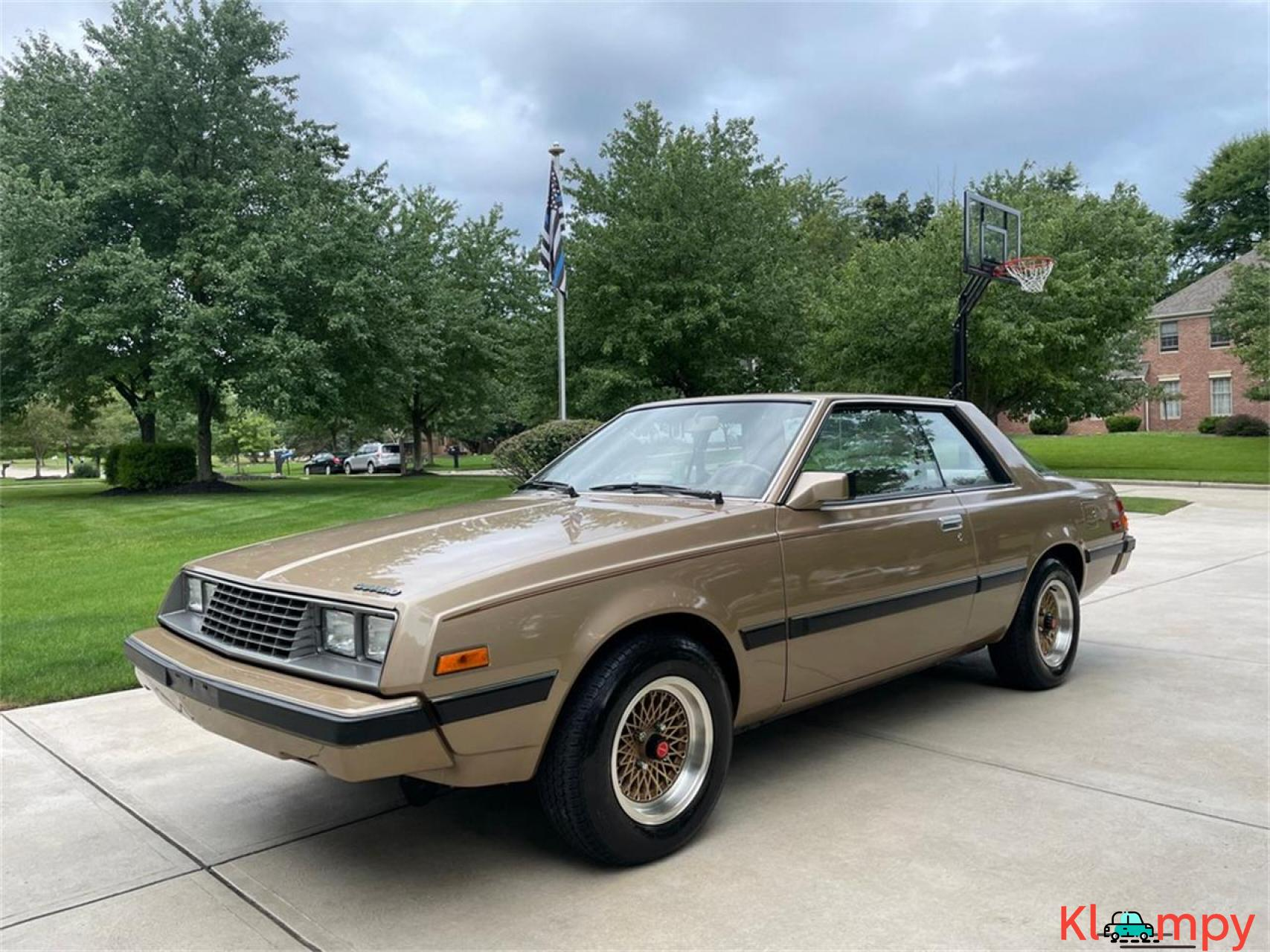 1983 Plymouth Sapporo 2.6L Engine - 5/18