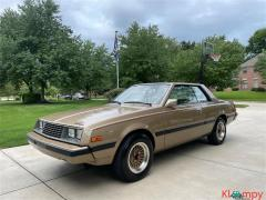 1983 Plymouth Sapporo 2.6L Engine - Image 5/18