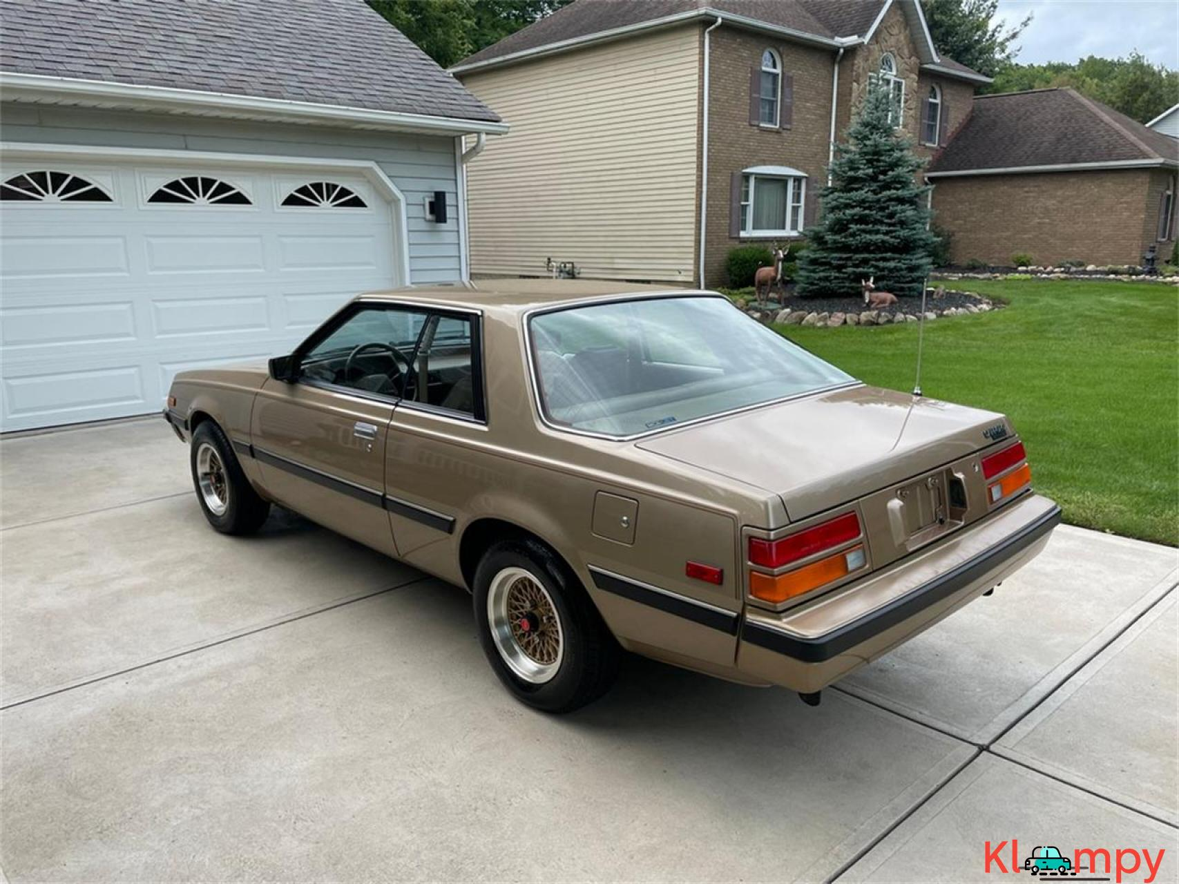 1983 Plymouth Sapporo 2.6L Engine - 7/18