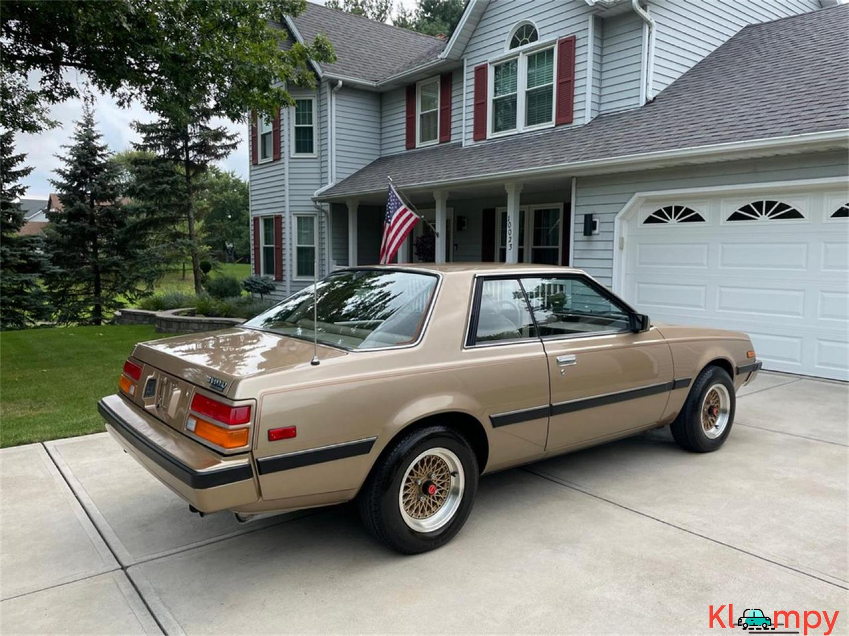 1983 Plymouth Sapporo 2.6L Engine - 8/18