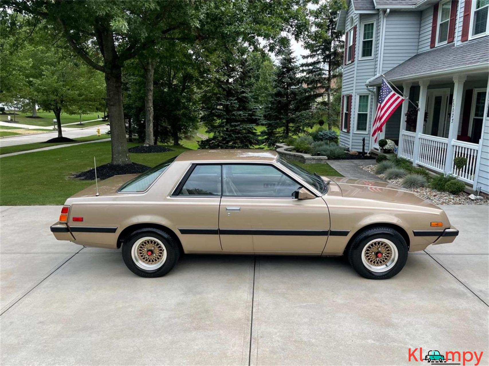 1983 Plymouth Sapporo 2.6L Engine - 9/18