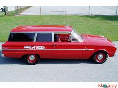 1963 Ford Falcon Deluxe Station Wagon 170 Ci - Image 1/17