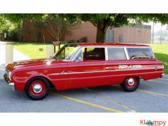 1963 Ford Falcon Deluxe Station Wagon 170 Ci - Image 2/17