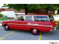 1963 Ford Falcon Deluxe Station Wagon 170 Ci - Image 3/17