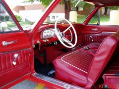 1963 Ford Falcon Deluxe Station Wagon 170 Ci - Image 7/17