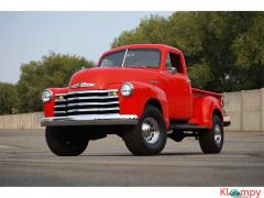 1951 Chevrolet 3100 350 V8 with a B&M Supercharger - Image 1/17