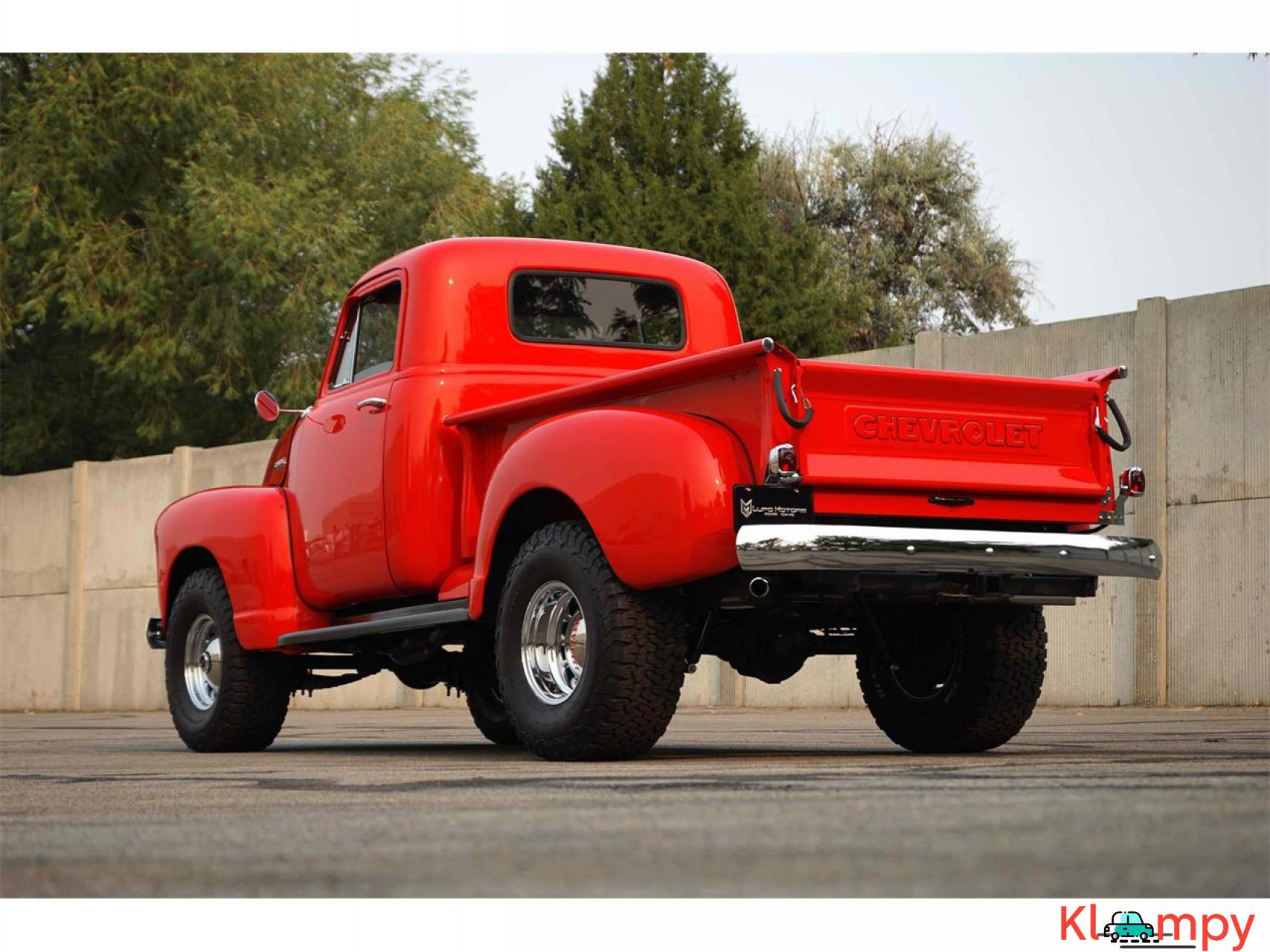 1951 Chevrolet 3100 350 V8 with a B&M Supercharger - 4/17