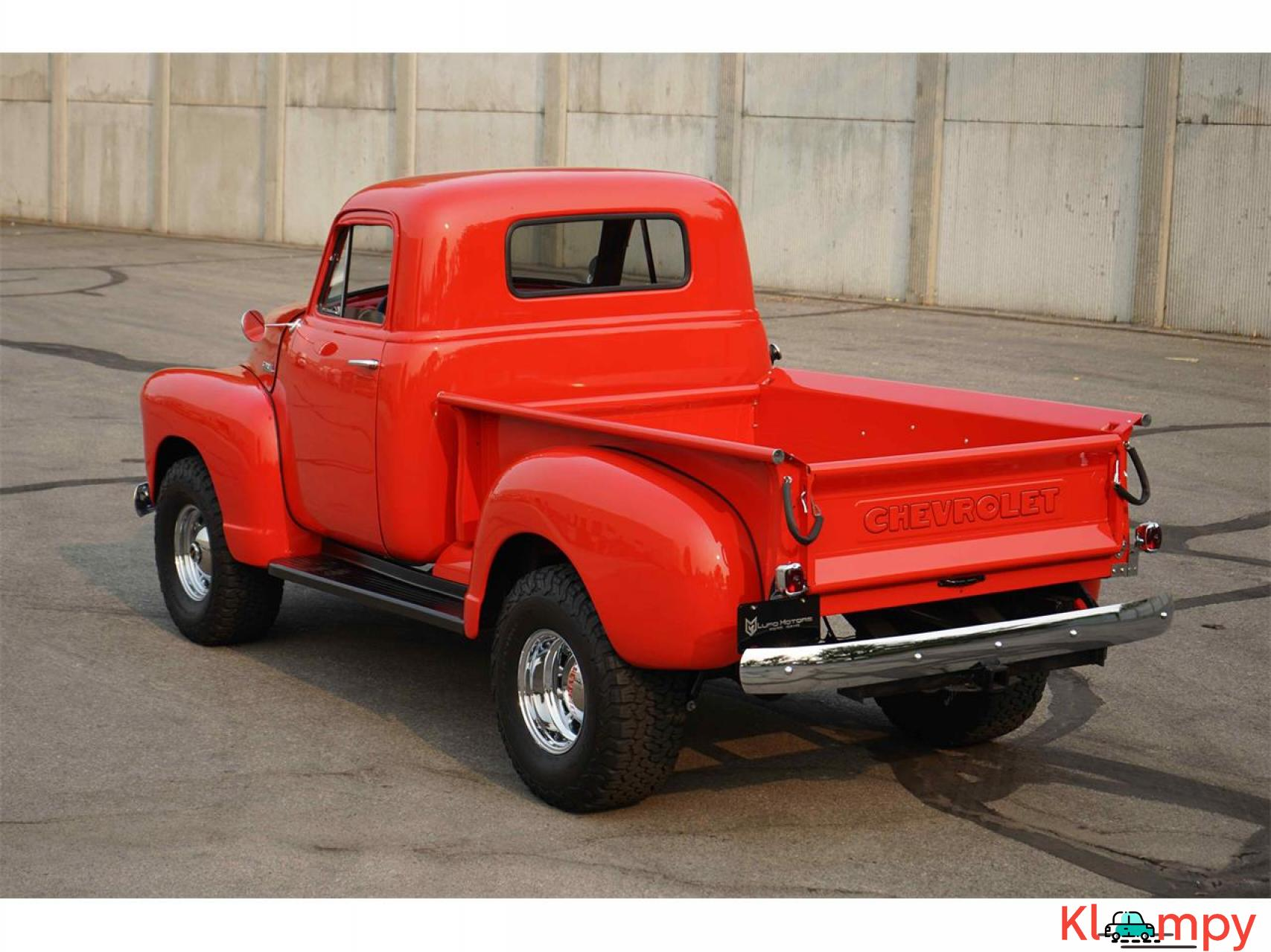 1951 Chevrolet 3100 350 V8 with a B&M Supercharger - 5/17