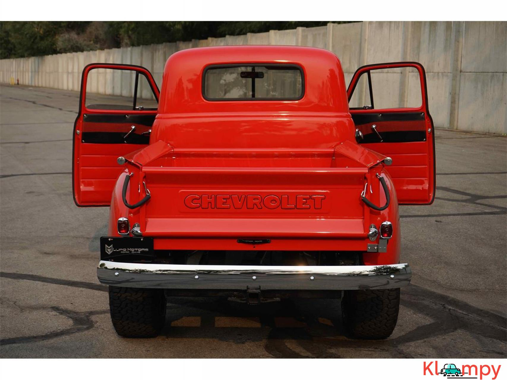 1951 Chevrolet 3100 350 V8 with a B&M Supercharger - 6/17