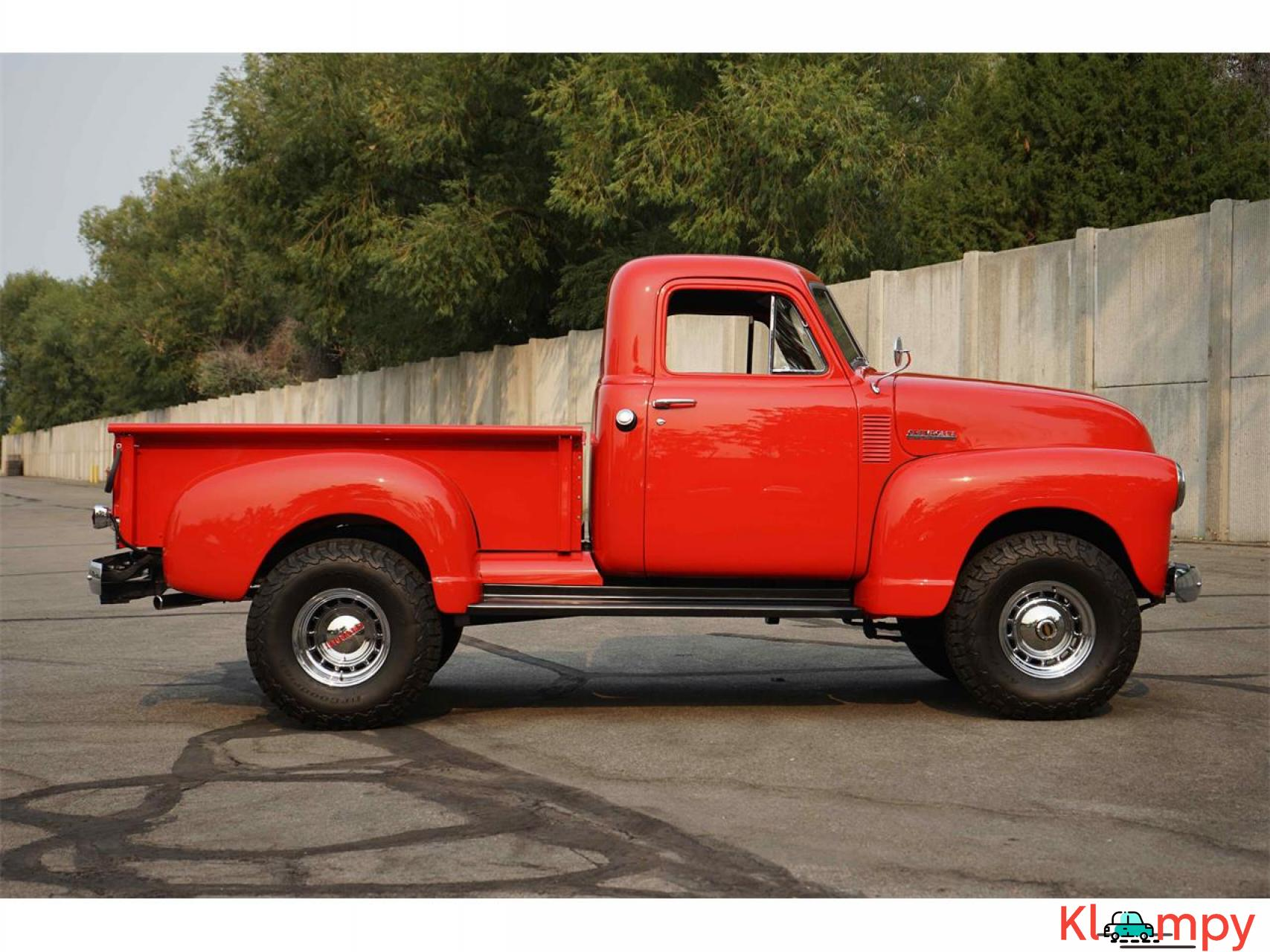 1951 Chevrolet 3100 350 V8 with a B&M Supercharger - 7/17