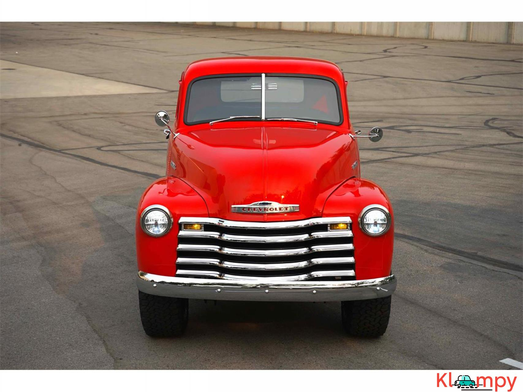 1951 Chevrolet 3100 350 V8 with a B&M Supercharger - 8/17