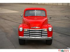 1951 Chevrolet 3100 350 V8 with a B&M Supercharger - Image 8/17