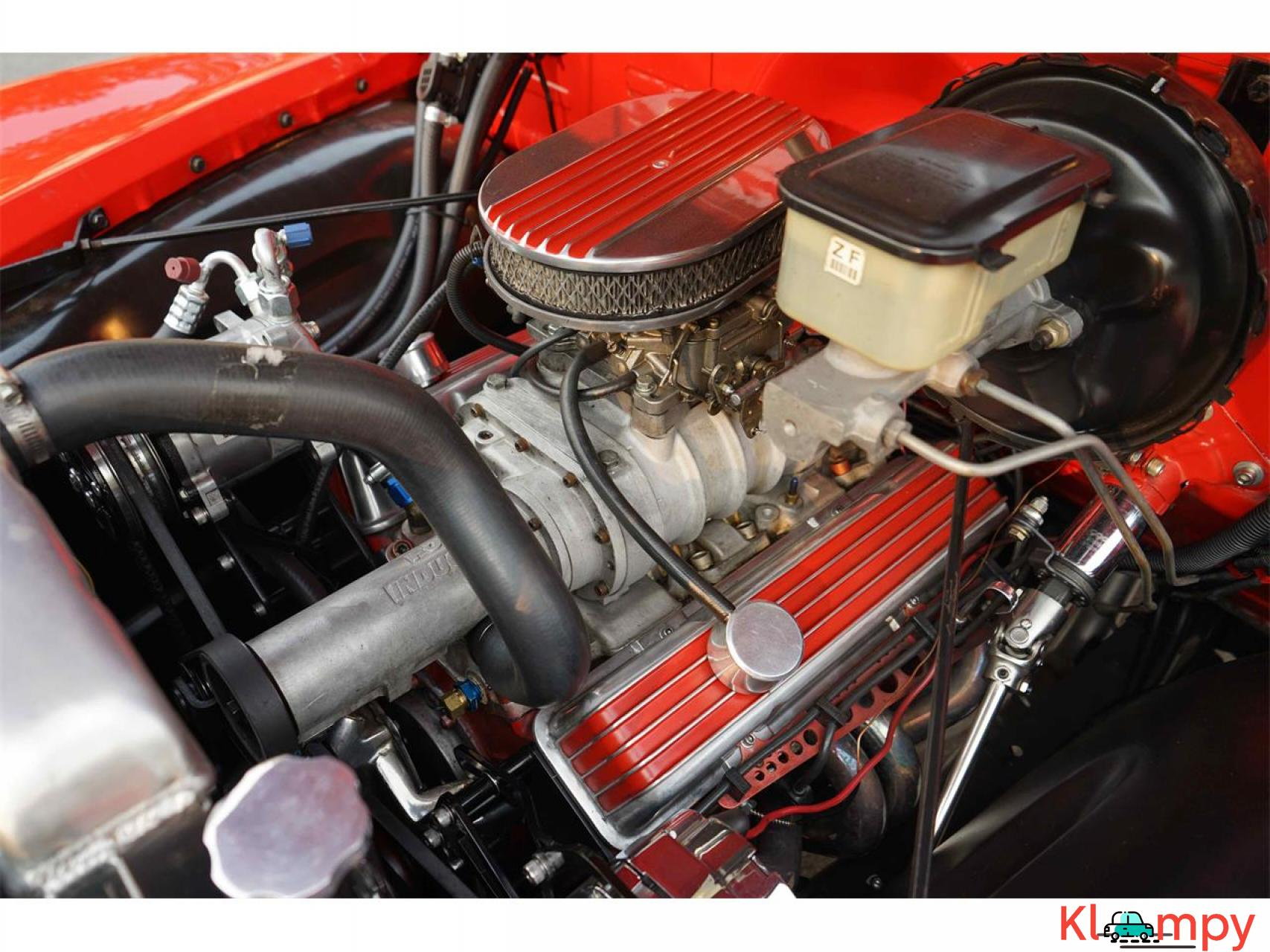 1951 Chevrolet 3100 350 V8 with a B&M Supercharger - 10/17