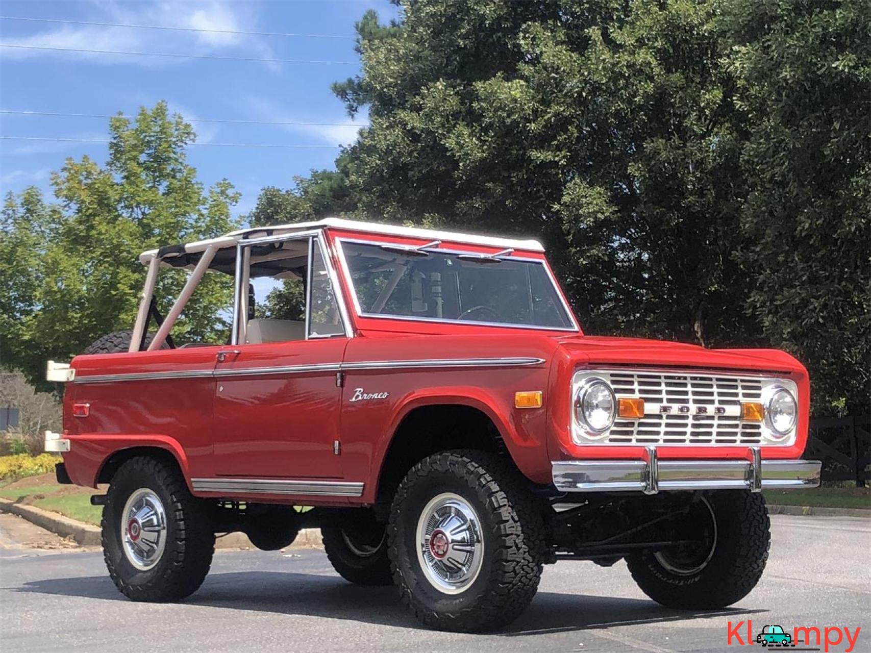 1974 Ford Bronco STRONG 302 - 1/20