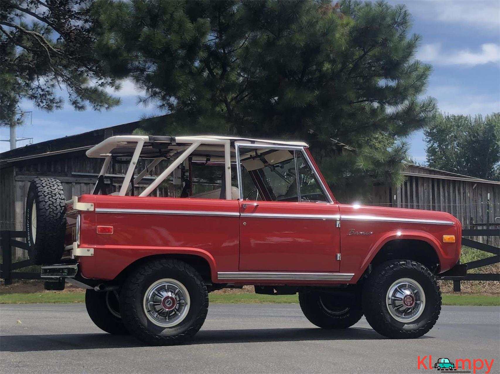 1974 Ford Bronco STRONG 302 - 3/20