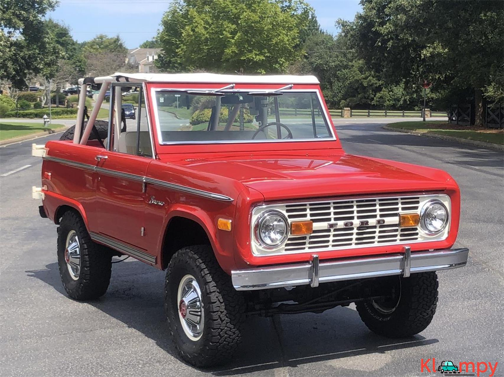 1974 Ford Bronco STRONG 302 - 4/20