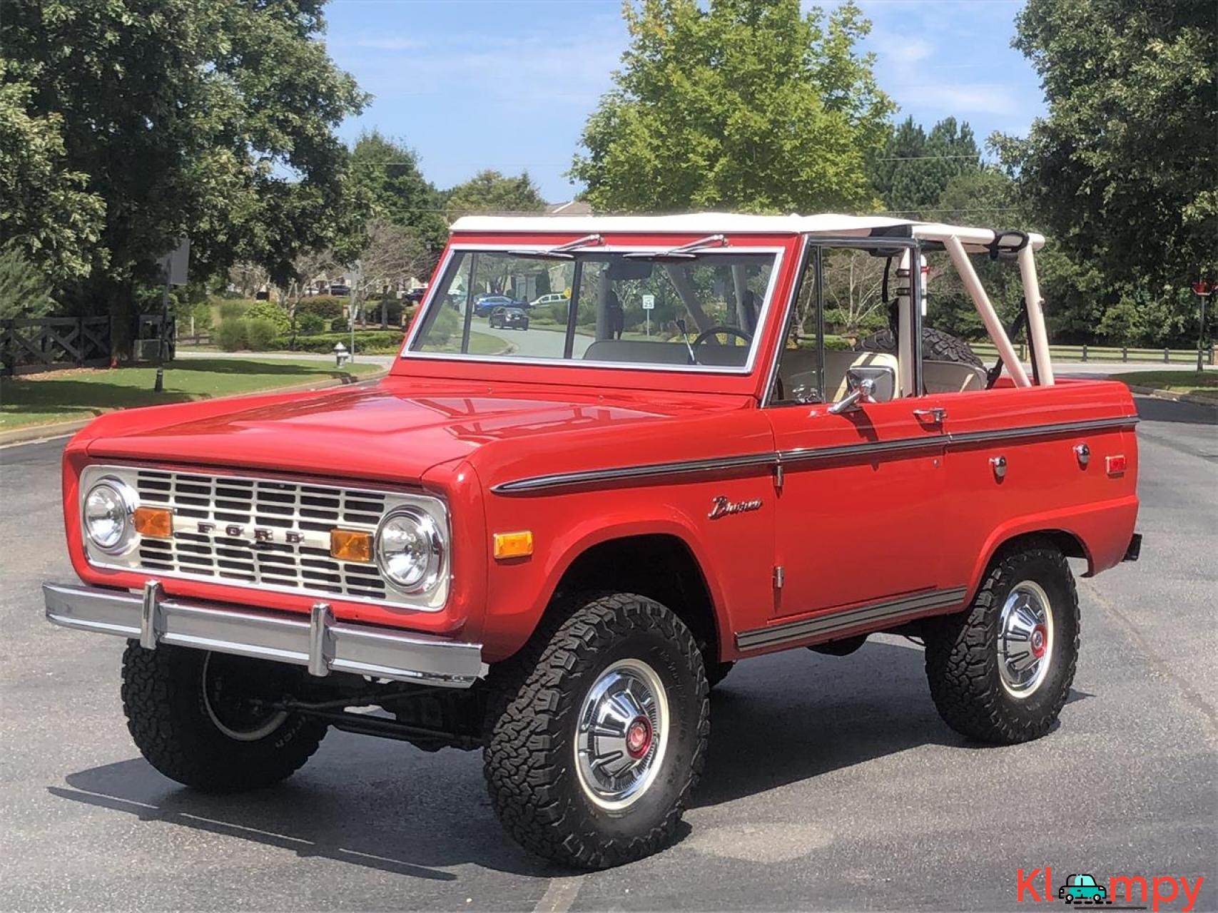 1974 Ford Bronco STRONG 302 - 5/20
