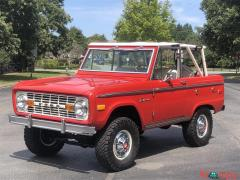 1974 Ford Bronco STRONG 302 - Image 5/20