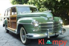 1948 Plymouth Special DeLuxe Woodie Wagon
