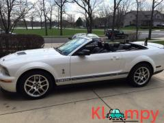 2007 Ford Mustang Shelby GT 5005.4 liter