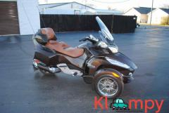 2012 Can-Am Spyder Chrome Wheels 998 CC Aluminum 6-Spoke
