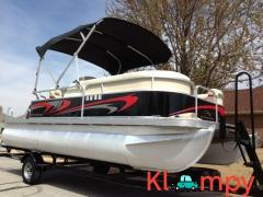 2012 Bennington 20SLI Pontoon w 75HP Merc
