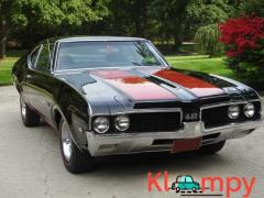 1969 Oldsmobile 442 Sports Coupe