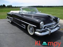 1954 Chrysler New Yorker Deluxe Convertible Coupe