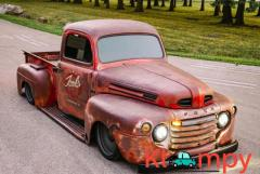 1949 Ford F-1 Pickup Modified