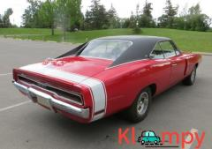 1970 Dodge Charger Bright Red