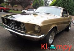 1968 Ford Mustang Fastback S-Code 390