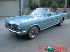1966 Ford Mustang Convertible 289