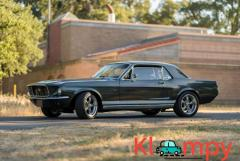 1968 Ford Mustang Turbocharged