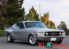 1967 Ford Mustang Fastback GT S-Code