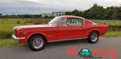 1965 Ford Mustang Fastback K-Code