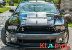 2014 Ford Mustang Shelby GT 500 SVT  Coupe