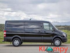 2010 Mercedes-Benz Standard Passenger Sprinter Base Van 4-Door