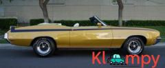 1971 Buick GS Stage 1 Convertible Cortez Gold