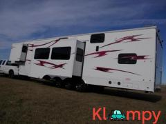 2010 Forest River XLR 40 FT 2 SLIDE OUTS