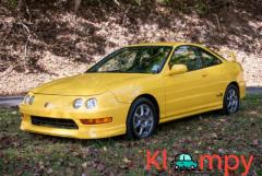 2001 Acura Integra Type R Phoenix Yellow 1.8 VTEC